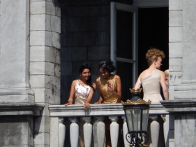 Fashion Party at the Maastricht Town Hall