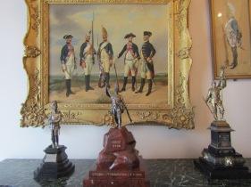 Main hobby: the German Army