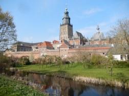 Zutphen, a former Hanseatic town