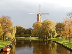 Leiden: Molenmuseum de Valk