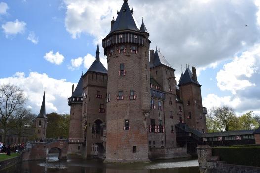 Another view of Castle de Haar