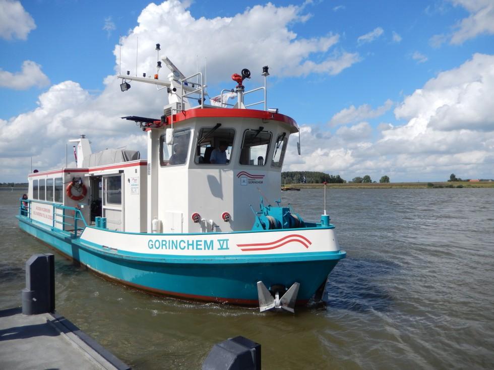 Ferry in Gorinchem