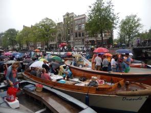Opera concert in the rain (Amsterdam)
